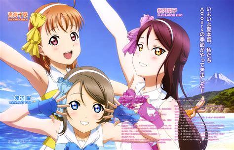 download anime love live sunshine love live sunshine wallpapers anime hq love live