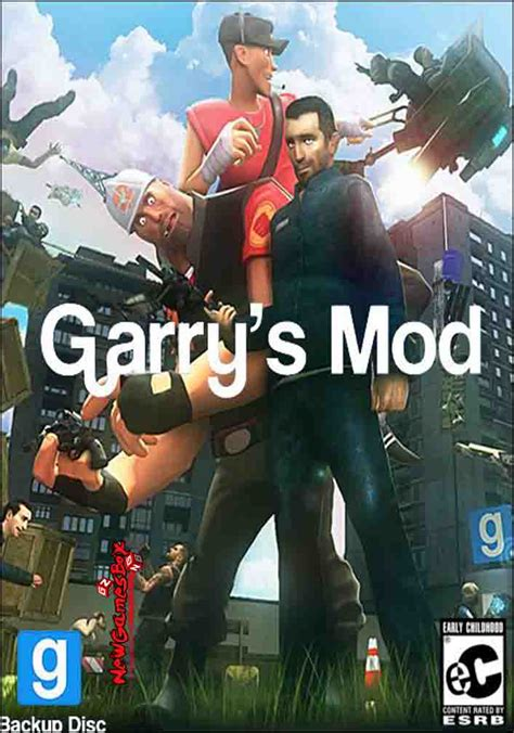 mod game garry s mod pc game free download