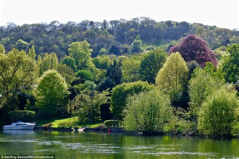 thames river boats kew gardens uk weather bank holiday monday is set to be hottest in 20