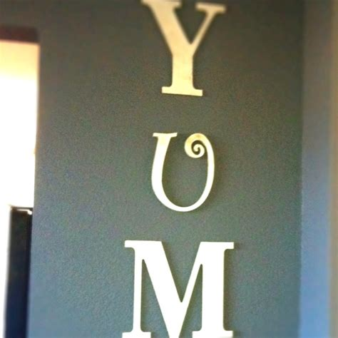 metal letters with lights hobby lobby particle board letters from hobby lobby painted silver and