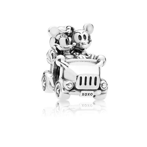 Disney Mickey and Minnie Vintage Car Charm   PANDORA eSTORE