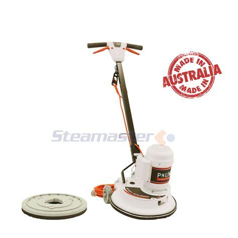 bathroom scrubber machine polivac c25 dual speed floor polisher scrubber with pad