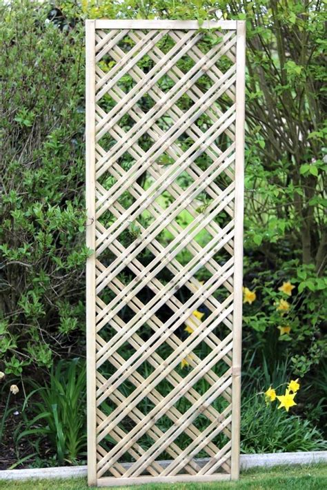 2ft Trellis 25 Best Ideas About Wooden Trellis On Wood