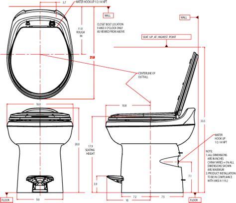 standard seat height dimension toilette standard obasinc com