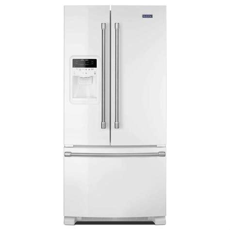 maytag refrigerator drawer replacement maytag mfi2269drh 22 cu ft french door refrigerator w
