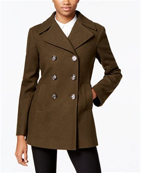 7 Best Pea Coats For Fall by Kenneth Cole Breasted Peacoat Only At Macy S