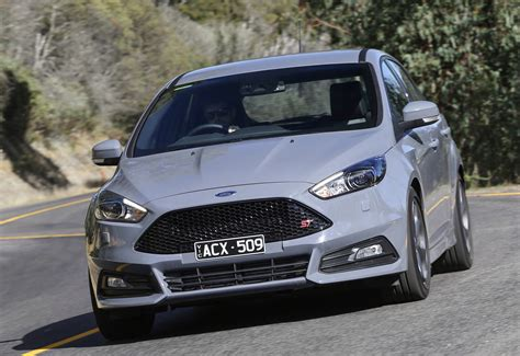 focus st review 2015 ford focus st review caradvice