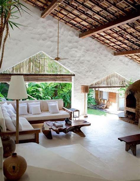 Tropical Coastal Decor by 21 Fresh Airy Style Outdoor Design Ideas