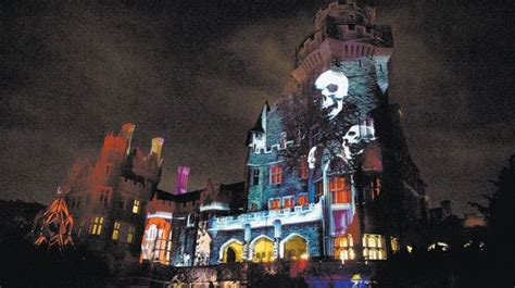 casa horror casa loma gets spooky with legends of horror running until