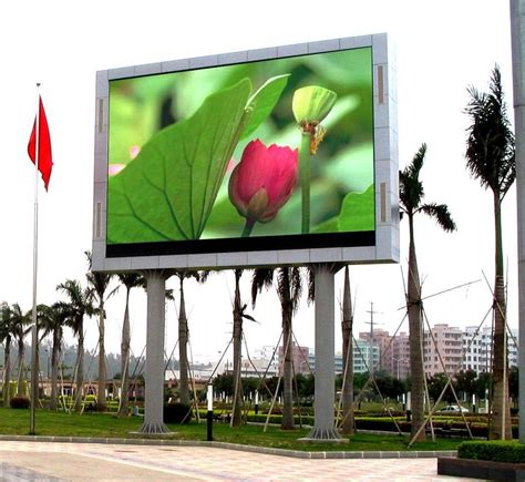outdoor le china ph16 outdoor led display screen board ph16 china