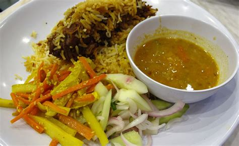 nasi briyani  singapore indian restaurants