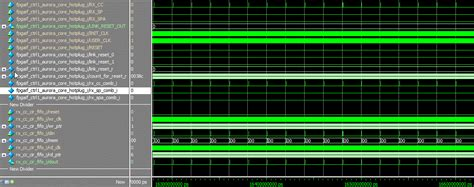 Cc Set Channel Overall virtex 6 8b10b issue with lane up and chann