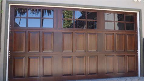 custom wood garage doors id boise custom wood garage doors