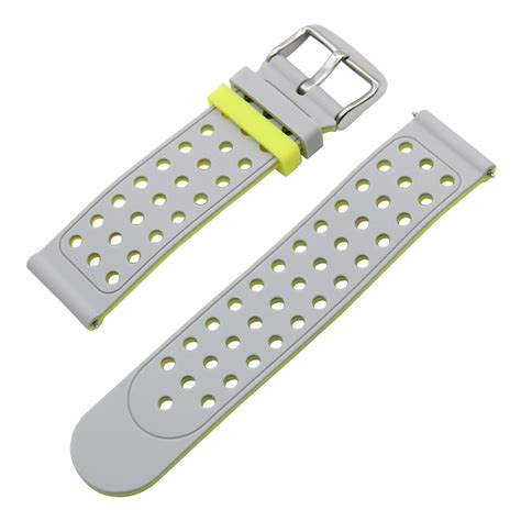 Cetakan Silicone Bund Haritage silicone rubber band 21mm 22mm 24mm for tudor side wearing wrist belt