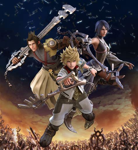 Kingdom Hearts Birth By Sleep Kingdom Hearts Birth By