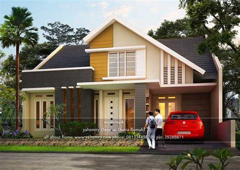 desain rumah minimalis mewah 1 lantai contoh rumah minimalis