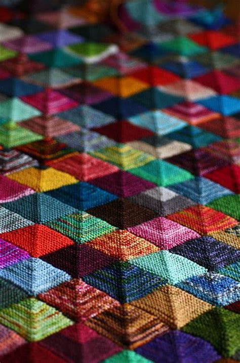 knitting pattern rug squares 137 best images about knitted blankets on pinterest