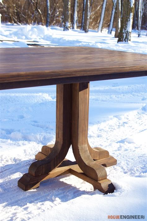 j pedestal dining table 187 rogue engineer
