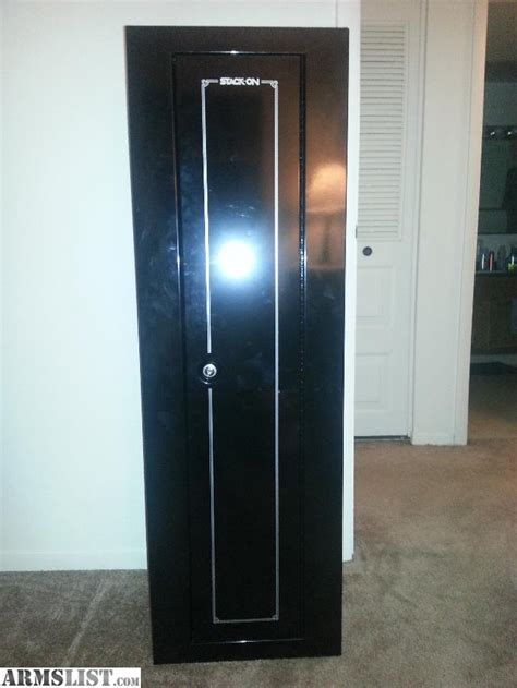 armslist for sale stack on 10 gun cabinet