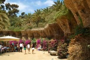 barcelona photoblog park guell gardens
