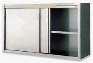 Metal Kitchen Wall Cabinets Stainless Steel Wall Cabinets Commercial Sinks Ltd