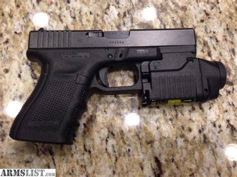 glock 19 4 light glock 19 4 with glock gtl 22 light laser for trade