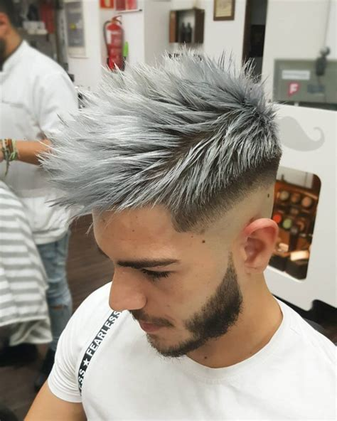 urban haircut for white men 60 best hair color ideas for men express yourself 2018