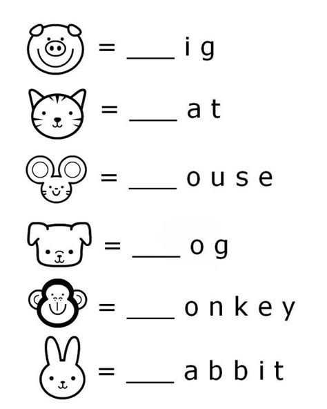 printable alphabet homework free beginning sounds letter worksheets for early learners
