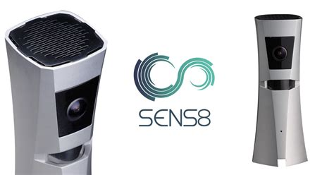 sens8 smart all in one home security system indiegogo