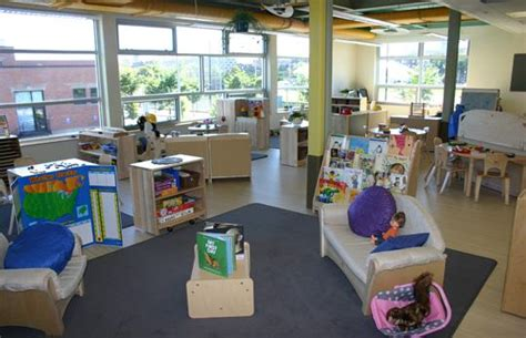 Daycare Floor Plans by The David H Koch Childcare Center Technology Childcare