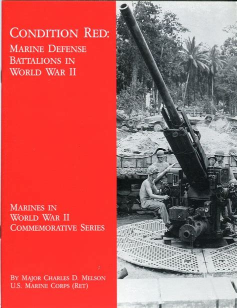 condition red condition red marine defense battalions in world war ii
