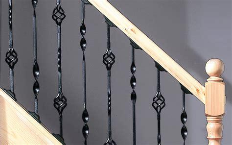 Black Metal Stair Spindles Black Metal Stair Parts Spindles Jackson Woodturners