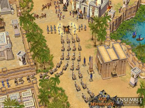 Age Of age of mythology jogo