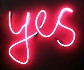 neon lights 21 ways to just say yes one