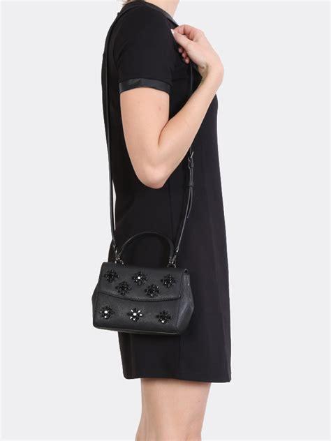 M Hael Kors Saffiano michael kors mini black saffiano luxury bags