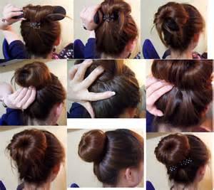 hair bun donut hair bun roller hair donut maker foam styling tool hair accessories ebay