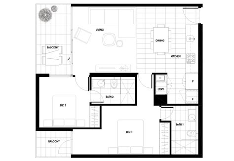 luxury apartment floor plans melbourne inner suburbs