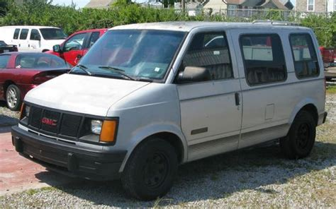 auto body repair training 1992 gmc safari transmission control purchase used 1992 gmc safari sl 4 3l v6 automatic incomplete extended van lexington ky in