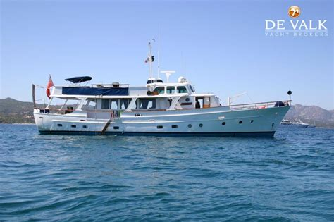 dutch steel motor yacht motor yacht for sale de valk - Dutch Motor Boat