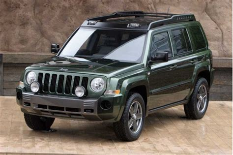 2005 Jeep Patriot 2005 Frankfurt Auto Show Part I