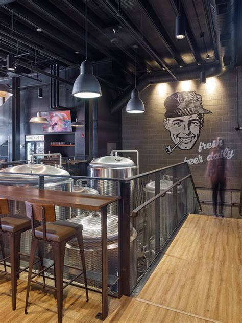 Trolly Cafe Resto trolley five restaurant brewery by moda modern office of design architecture restaurant