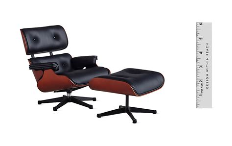 vitra ottoman vitra miniatures collection eames 174 lounge and ottoman