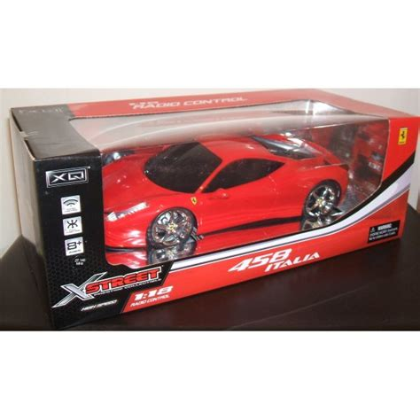 Rc 458 Racing Car Scale 114 xq 458 italia remote car 1 18 scale