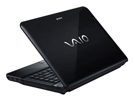 Led 14 Slim Sony Vaio Vpcea36fg sony vaio vpcea36fg speed 2 66ghz ram 4gb laptop