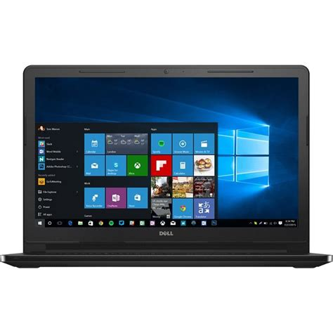 Notebook Laptop Dell Inspiron 15 3567 Intel I3 6006 Ram 4gb dell inspiron 3567 laptop intel 174 core i3 6006u 2 00ghz es