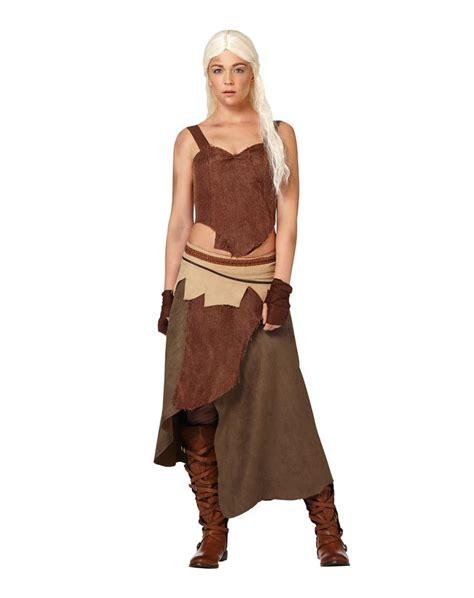 of thrones costume of thrones daenerys targaryen dothraki womens costume exclusively at spirit