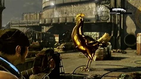 12 best wars easter images gears of war 3 golden chicken easter egg