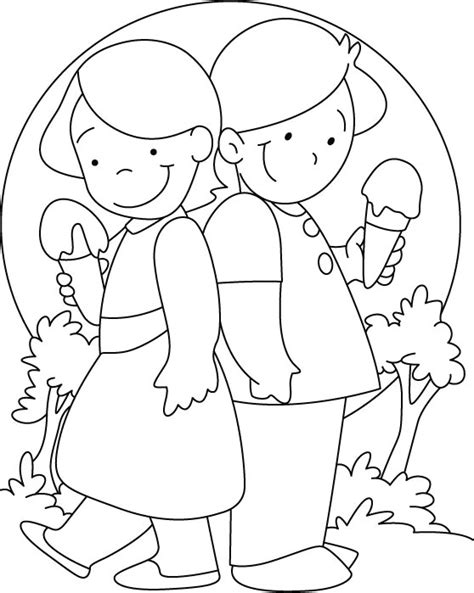 ice cream soda coloring page free coloring pages of ice cream soda