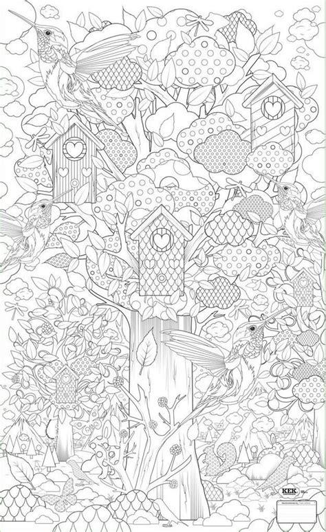birdhouse coloring pages for adults nids d oiseaux 224 colorier c est mignon a vos crayons