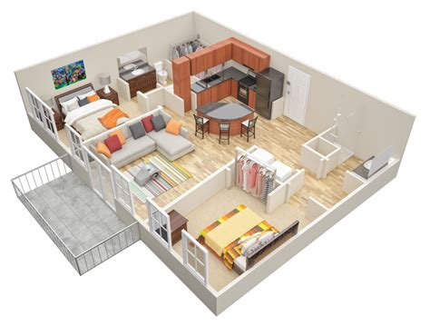 loft layout 1 2 bedroom loft apartments in atlanta mariposa lofts